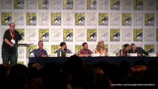 SDCC 2012- Wilfred Panel Video
