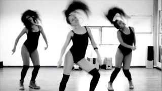 Single Ladies dance by UA girls