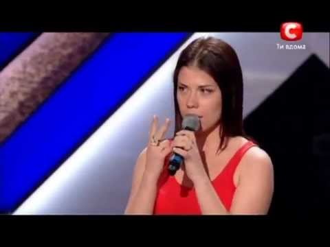 RihAnna Khokhlova - Russian Roulette (Cover by Anna Khokhlova, The X Factor Ukraine)
