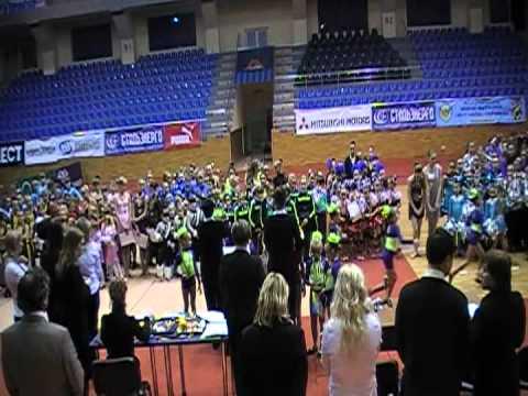 Награждение 2. Кубок Украины 2011