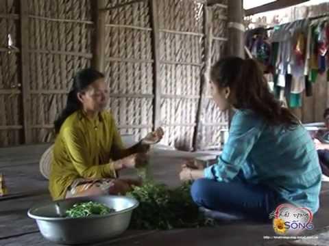 KVS Năm 07 (CT.Số 16) Hoàn cảnh gia đình bà Phan Thị Lan, Trần Văn Thời, Cà Mau