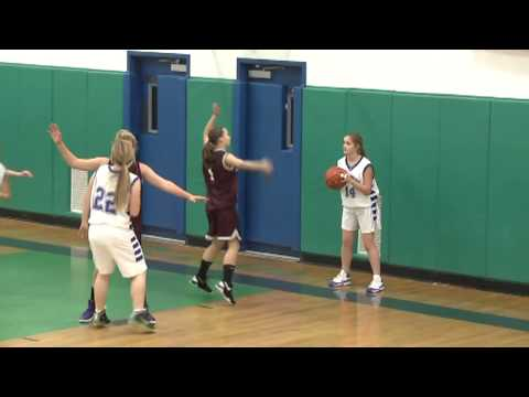 NCCS - Seton Catholic Mod Girls 12-21-11