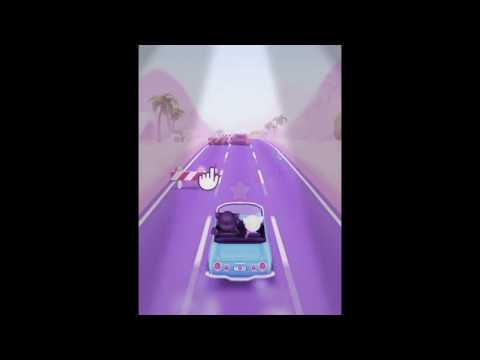Mèo Tom đua xe