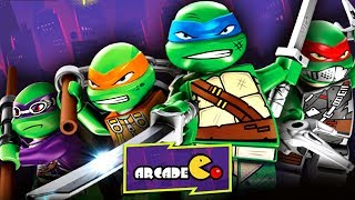 LEGO TEENGAGE MUTANT NINJA TURTLES: ShellShock Lego