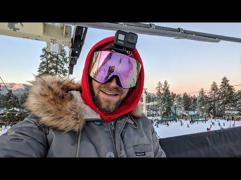 We Saved A Kid Stuck On Snow Summit