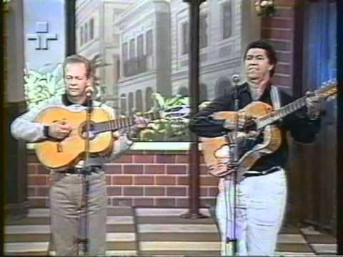 Carlito e Baduy - Garça branca.
