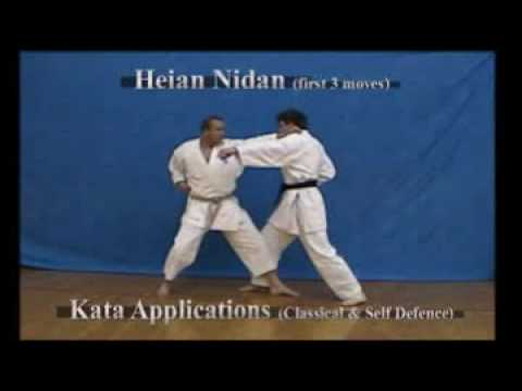 Heian Nidan Kata Applications