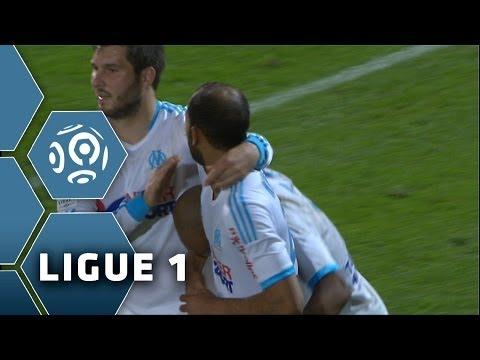 But André AYEW (76') - Olympique de Marseille-AC Ajaccio (3-1) - 04/04/14 - (OM-ACA)