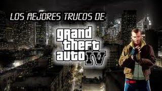 Los Mejores Trucos De GTA IV: Episodies From Liberty City