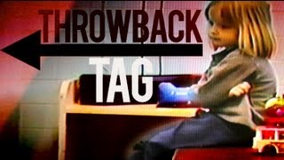 Throwback Tag