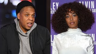 Jay Z FINALLY Talks About Solange Elevator Fight In New Interview