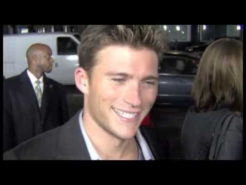 Scott Eastwood Interview - Invictus