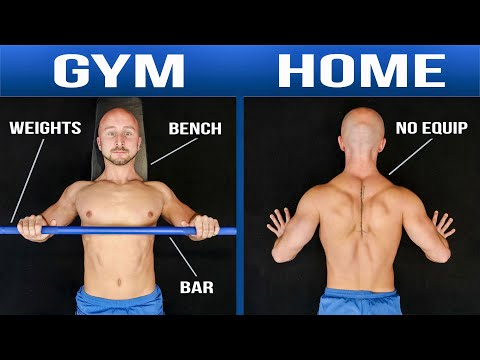 GYMS ARE CLOSED: How to Keep Your Gains While Staying At Home!