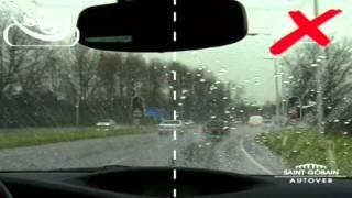 Repelente agua de lluvia para coches
