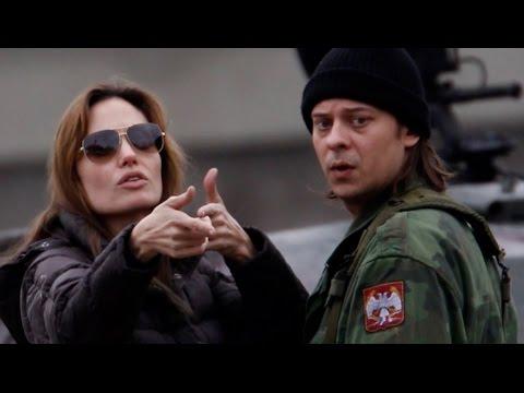 Angelina Jolie se luce como directora en