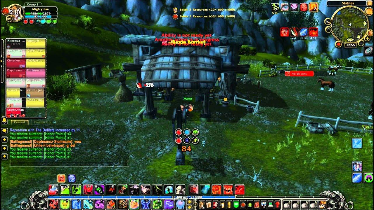 59 death knight twink