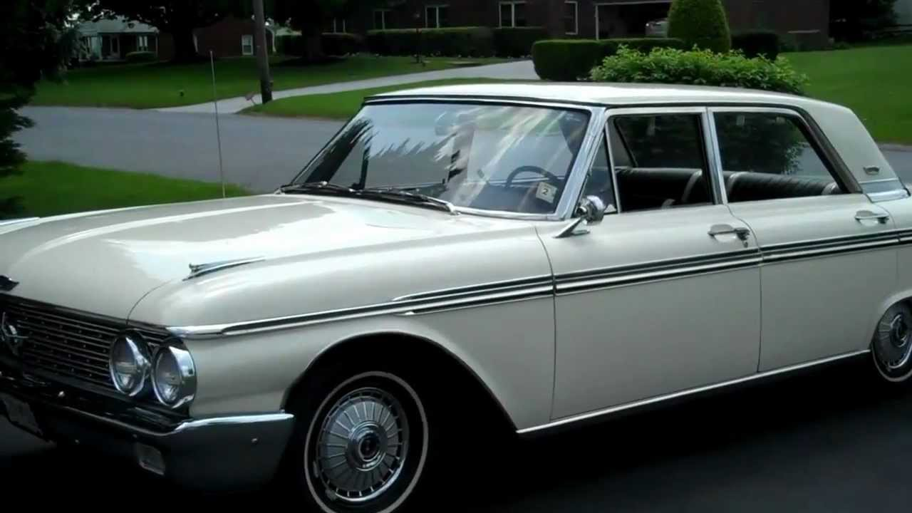 for sale 1962 ford galaxie 500 town sedan youtube. Cars Review. Best American Auto & Cars Review