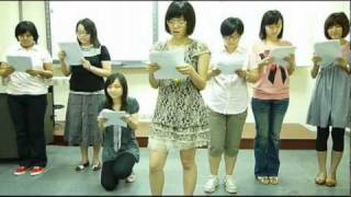 Reader Theater(讀者劇場)-The Lion And The Mouse(獅子