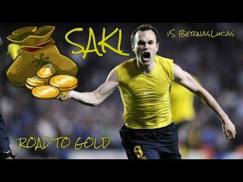 LIVESTREAM #2 FIFA 15 - ROAD TO GOLD #4 - SERÁ QUE GANHO??