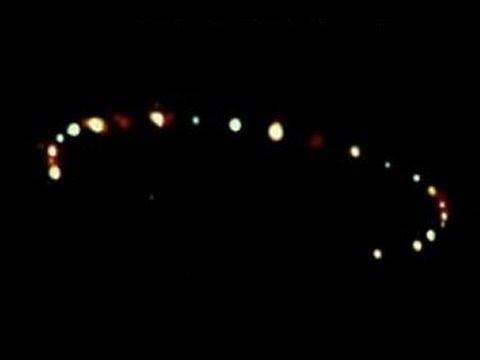 OVNIs - UFOs Octubre 2015 Argentina