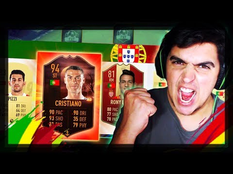 FUT DRAFT DE PORTUGAL   FIFA 19