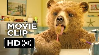 Paddington Movie CLIP Bathroom (2014) Sally Hawkins