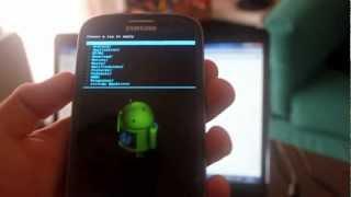 Root Ed Installazione Android Jelly Bean 4.1.1 Su Samsung