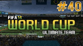 FIFA 14 Ultimate Team | World Cup | #40 | Can't Cope With Crosses