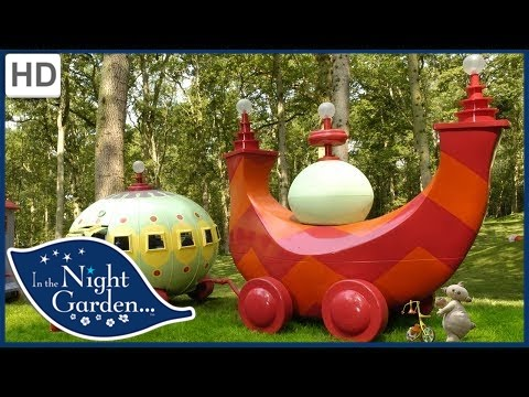 In the Night Garden - Everybody All Aboard the Ninky Nonk