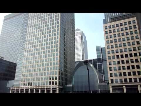 A Walk Around Canary Wharf