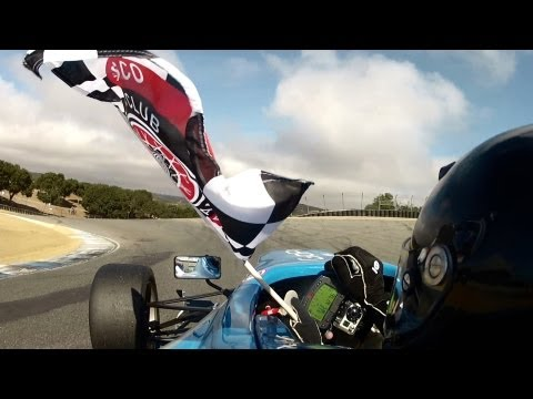GoPro: CEO Nick Woodman at Laguna Seca