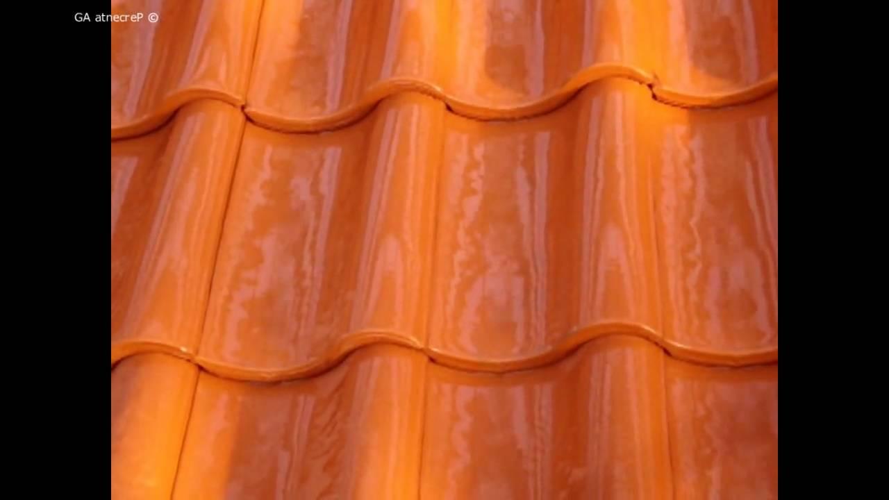 nano versiegelung saugend auf dachziegeln youtube. Black Bedroom Furniture Sets. Home Design Ideas