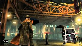 [E3 2012] Watch Dogs - E3 Gameplay Demo