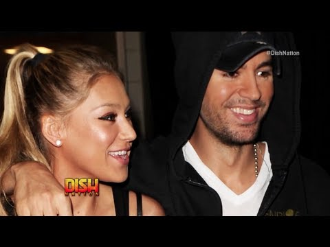 Anna Kournikova Has Never Met Enrique Iglesias' Dad!