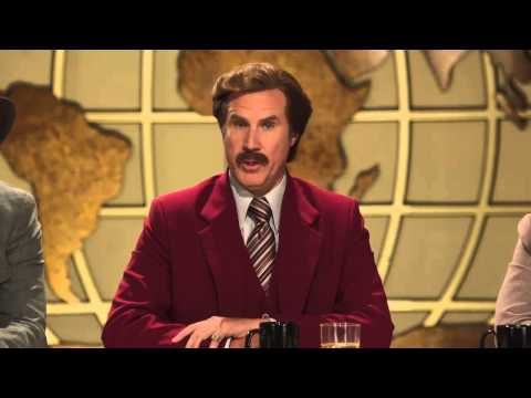 Year In Review 2013: Ron Burgundy reveals the top internet searches on Yahoo