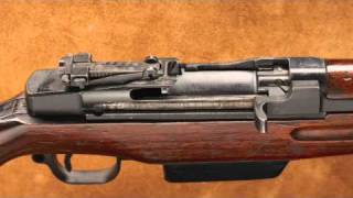 "The ""Japanese Garand"" WWII Semi-auto Rifle."