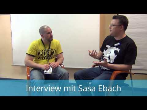 Interview mit Sasa Ebach - SEO Campixx 2013