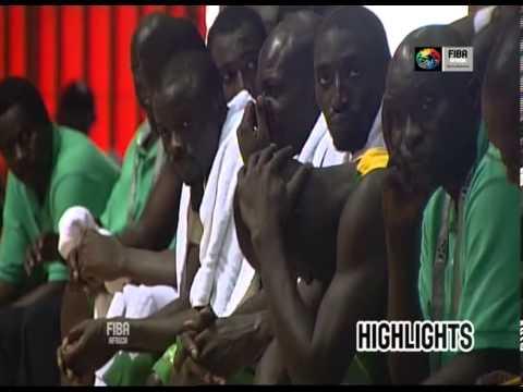 1/2 Finale : Egypte 70-63 Senegal