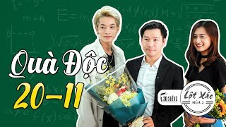 Lột Xác 30Shine TV | QUÀ ĐỘC 20/11: Thầy giáo lột xác khiến học sinh vỡ òa | Tập 3 - Mùa 2
