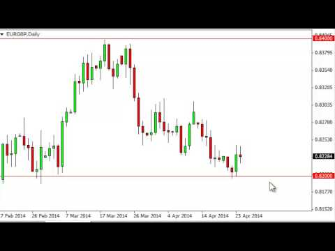 EUR/GBP Technical Analysis for April 25, 2014 by FXEmpire.com