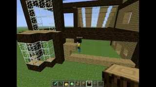 Minecraft Construction D'une Ville De A A Z Episode 1