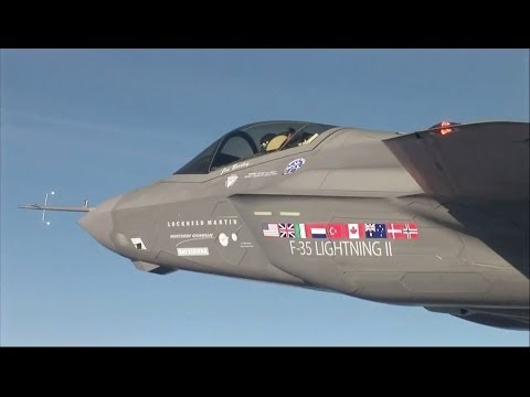F-35 Joint Strike Fighters to transform Australia's air combat capability
