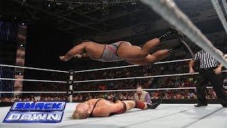 Big E Vs. Jack Swagger: WWE SmackDown, June 14, 2014