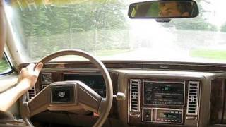 Test Drive the 1990 Cadillac Brougham