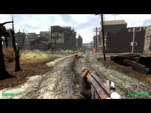 Mobius Radioactive: Fallout 3 - Ants in the Plants - Fall11