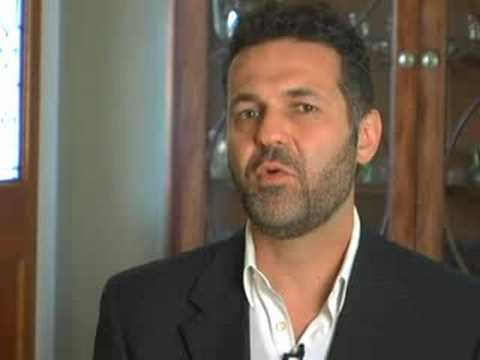 Khaled Hosseini on writing from the female point of view