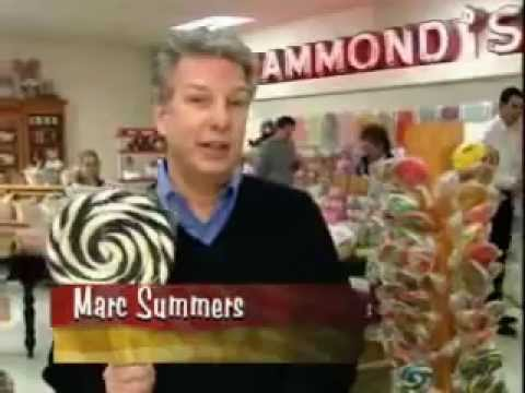 The Food Network's Unwrapped: Dum Dums Lollipops