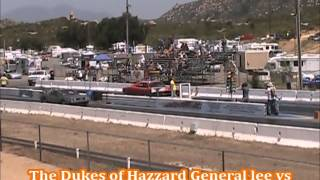 The Dukes Of Hazzard General Lee And Smokey And The Bandit