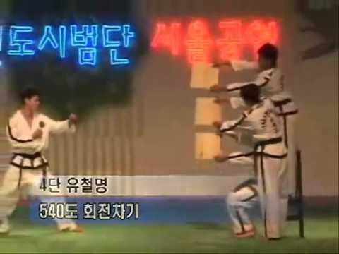 Taekwondo ITF (Roturas)
