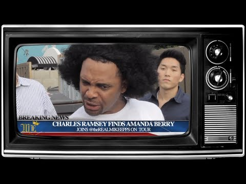 Mike Epps - Charles Ramsey Interview (LONG VERSION)